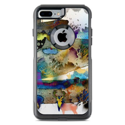 OtterBox Commuter iPhone 7 Plus Case Skin - New Day