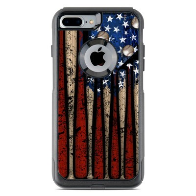 OtterBox Commuter iPhone 7 Plus Case Skin - Old Glory