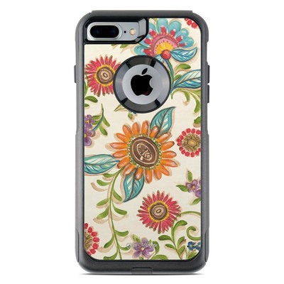 OtterBox Commuter iPhone 7 Plus Case Skin - Olivia's Garden