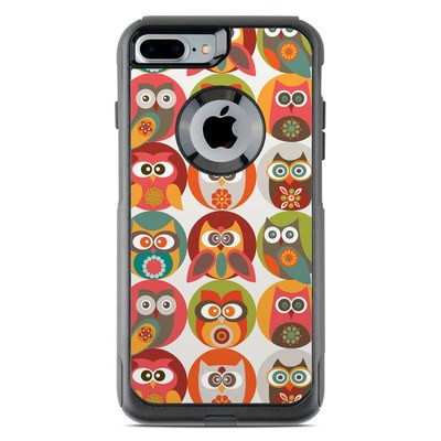 OtterBox Commuter iPhone 7 Plus Case Skin - Owls Family