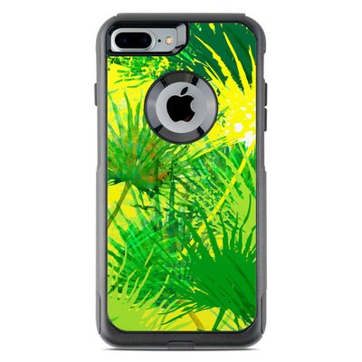 OtterBox Commuter iPhone 7 Plus Case Skin - Palms