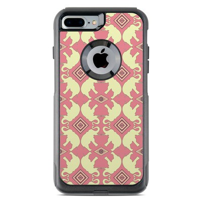 OtterBox Commuter iPhone 7 Plus Case Skin - Parade of Elephants