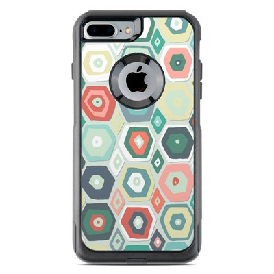 OtterBox Commuter iPhone 7 Plus Case Skin - Pastel Diamond