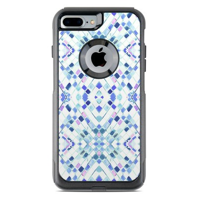 OtterBox Commuter iPhone 7 Plus Case Skin - Pastel Geo