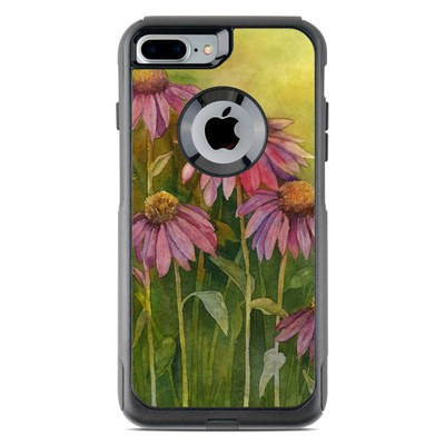 OtterBox Commuter iPhone 7 Plus Case Skin - Prairie Coneflower