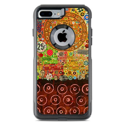 OtterBox Commuter iPhone 7 Plus Case Skin - Percolations