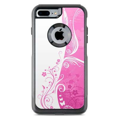 OtterBox Commuter iPhone 7 Plus Case Skin - Pink Crush