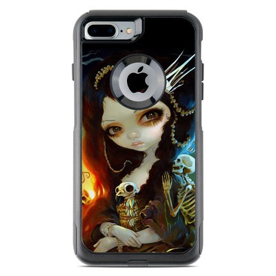 OtterBox Commuter iPhone 7 Plus Case Skin - Princess of Bones