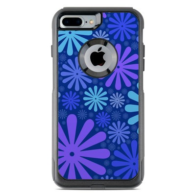 OtterBox Commuter iPhone 7 Plus Case Skin - Indigo Punch