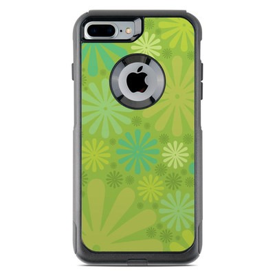 OtterBox Commuter iPhone 7 Plus Case Skin - Lime Punch