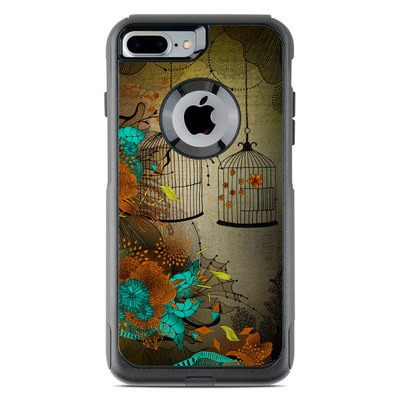 OtterBox Commuter iPhone 7 Plus Case Skin - Rusty Lace