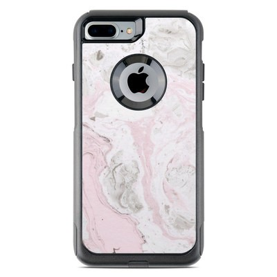 OtterBox Commuter iPhone 7 Plus Case Skin - Rosa Marble