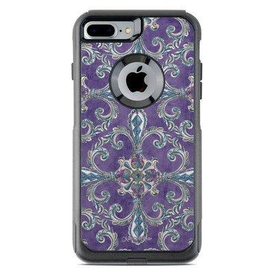 OtterBox Commuter iPhone 7 Plus Case Skin - Royal Crown