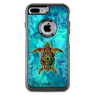 OtterBox Commuter iPhone 7 Plus Case Skin - Sacred Honu
