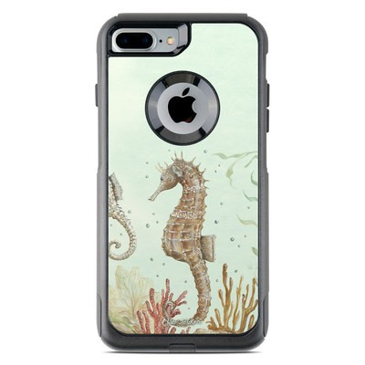 OtterBox Commuter iPhone 7 Plus Case Skin - Seahorse Trio