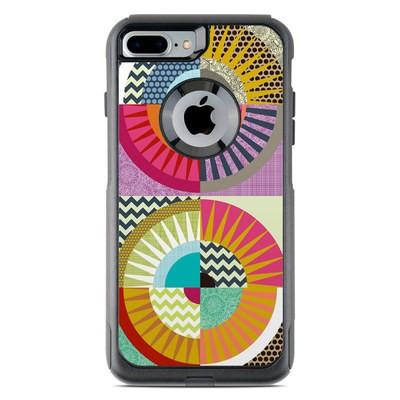 OtterBox Commuter iPhone 7 Plus Case Skin - Seaview Beauty