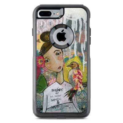 OtterBox Commuter iPhone 7 Plus Case Skin - Seeker of Hope