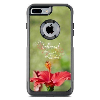 OtterBox Commuter iPhone 7 Plus Case Skin - She Believed