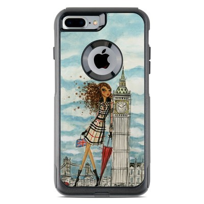 OtterBox Commuter iPhone 7 Plus Case Skin - The Sights London