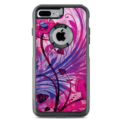 OtterBox Commuter iPhone 7 Plus Case Skin - Spring Breeze