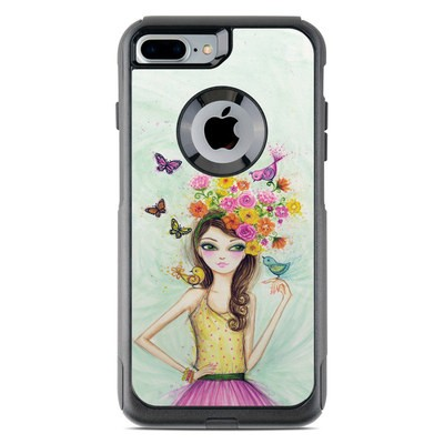 OtterBox Commuter iPhone 7 Plus Case Skin - Spring Time