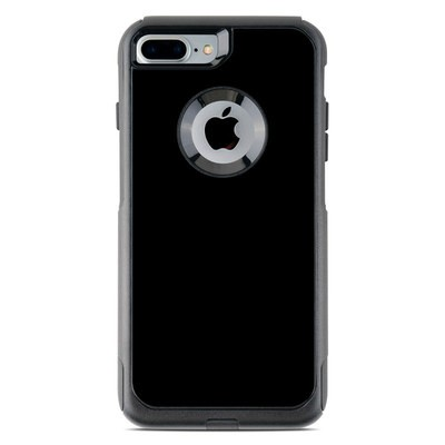 OtterBox Commuter iPhone 7 Plus Case Skin - Solid State Black