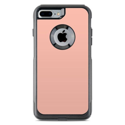 OtterBox Commuter iPhone 7 Plus Case Skin - Solid State Peach