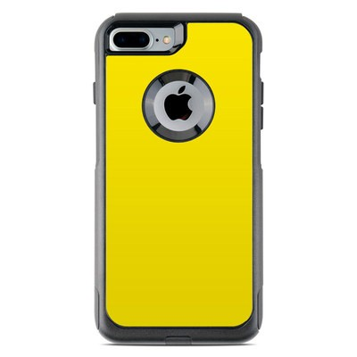 OtterBox Commuter iPhone 7 Plus Case Skin - Solid State Yellow
