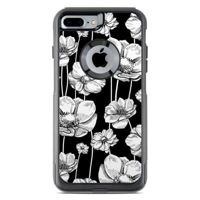 OtterBox Commuter iPhone 7 Plus Case Skin - Striped Blooms