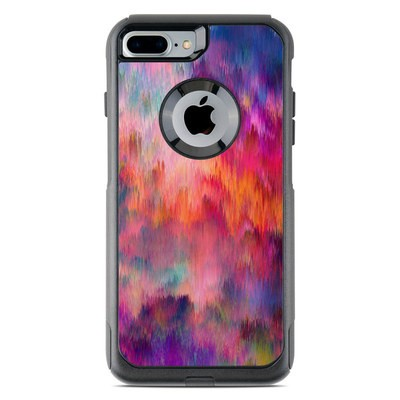 OtterBox Commuter iPhone 7 Plus Case Skin - Sunset Storm