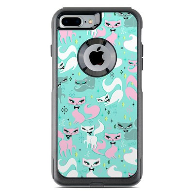OtterBox Commuter iPhone 7 Plus Case Skin - Swanky Kittens