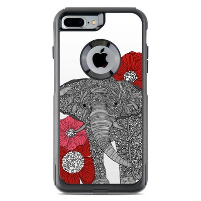 OtterBox Commuter iPhone 7 Plus Case Skin - The Elephant