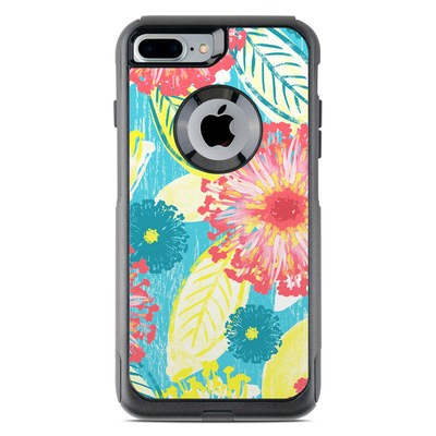 OtterBox Commuter iPhone 7 Plus Case Skin - Tickled Peach
