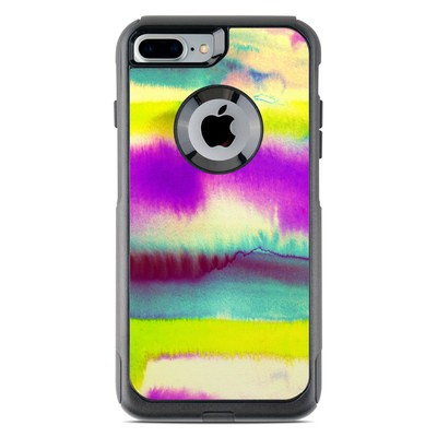 OtterBox Commuter iPhone 7 Plus Case Skin - Tidal Dream