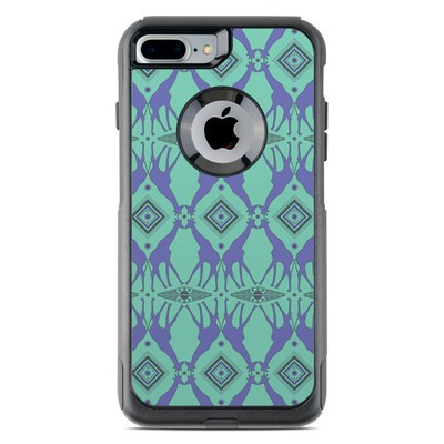 OtterBox Commuter iPhone 7 Plus Case Skin - Tower of Giraffes