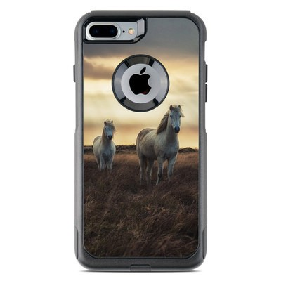 OtterBox Commuter iPhone 7 Plus Case Skin - Hornless Unicorns