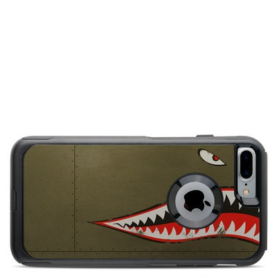 OtterBox Commuter iPhone 7 Plus Case Skin - USAF Shark