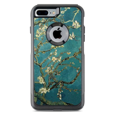 OtterBox Commuter iPhone 7 Plus Case Skin - Blossoming Almond Tree