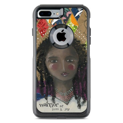 OtterBox Commuter iPhone 7 Plus Case Skin - Warrior of Love