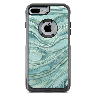 OtterBox Commuter iPhone 7 Plus Case Skin - Waves