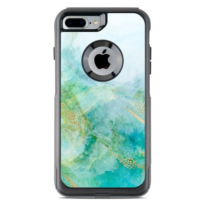 OtterBox Commuter iPhone 7 Plus Case Skin - Winter Marble