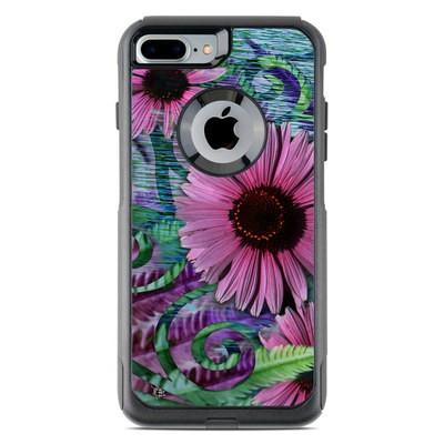OtterBox Commuter iPhone 7 Plus Case Skin - Wonder Blossom