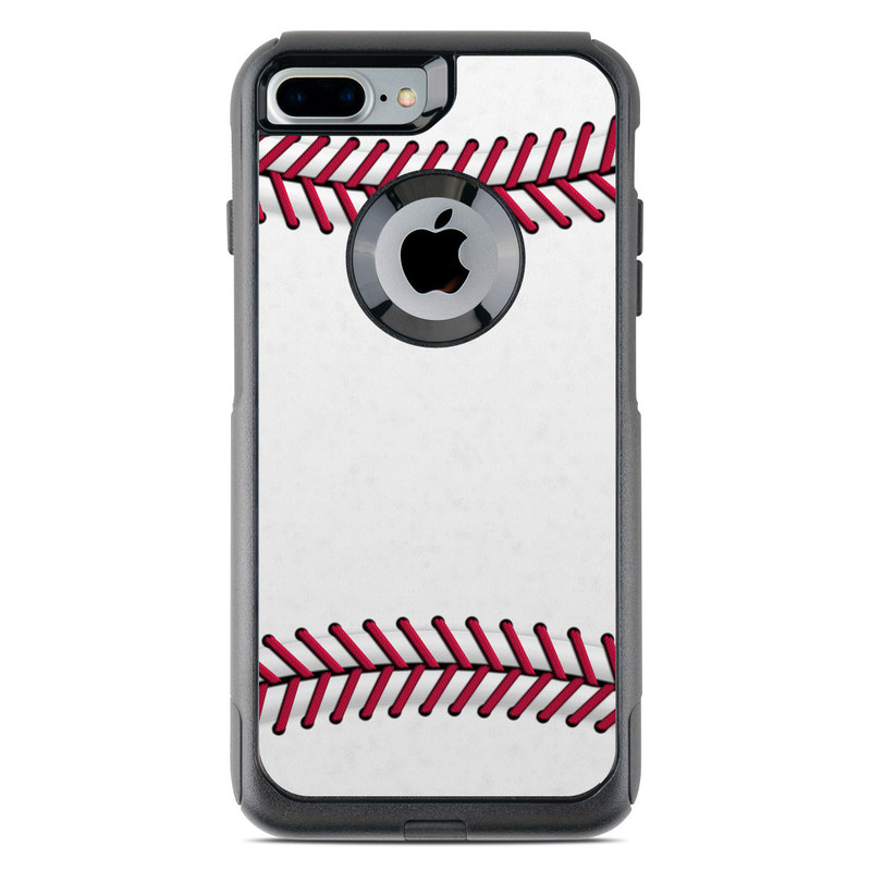 outlet store cd21e d0927 OtterBox Commuter iPhone 7 Plus Case Skin - Baseball