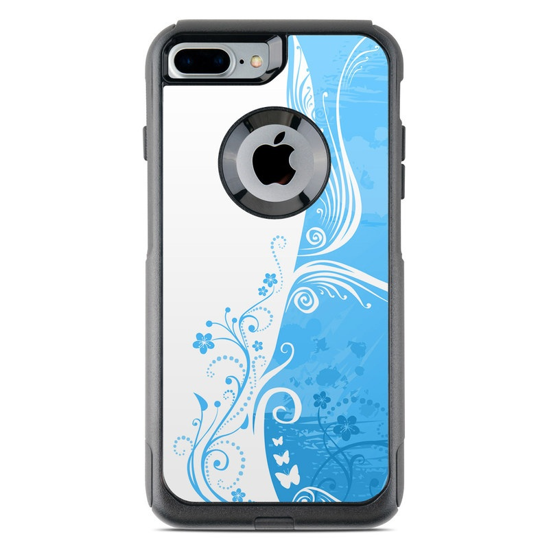 finest selection 7ad15 a542f OtterBox Commuter iPhone 7 Plus Case Skin - Blue Crush by DecalGirl  Collective