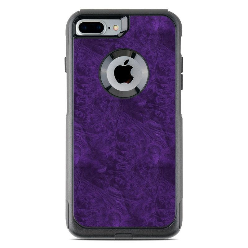 Iphone  Plus Otterbox Commuter Purple