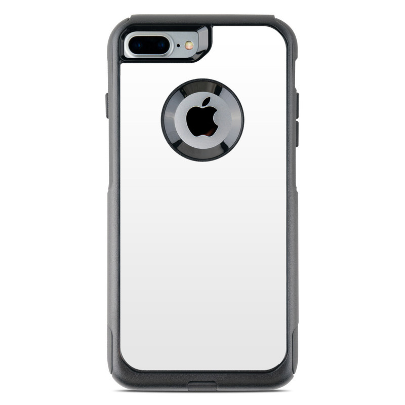 best authentic 4474c 8758a OtterBox Commuter iPhone 7 Plus Case Skin - Solid State White