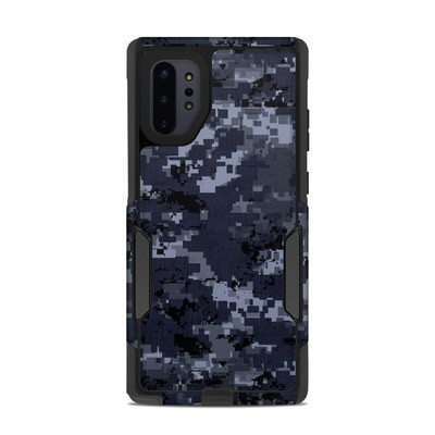 OtterBox Commuter Galaxy Note 10 Plus Case Skin - Digital Navy Camo