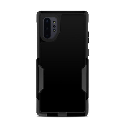 OtterBox Commuter Galaxy Note 10 Plus Case Skin - Solid State Black