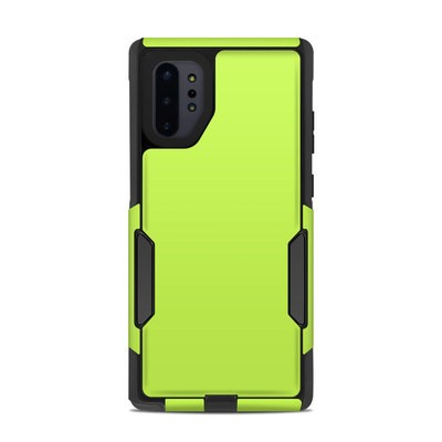 OtterBox Commuter Galaxy Note 10 Plus Case Skin - Solid State Lime