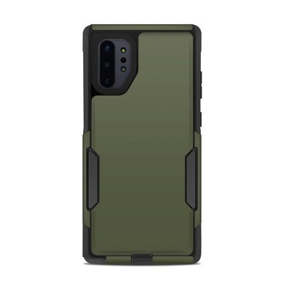 OtterBox Commuter Galaxy Note 10 Plus Case Skin - Solid State Olive Drab